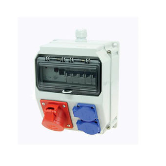 PCE LOFER7 Series - Wall Mounted Distribution Box